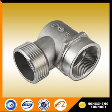Stainless steel precision machining valve casting parts