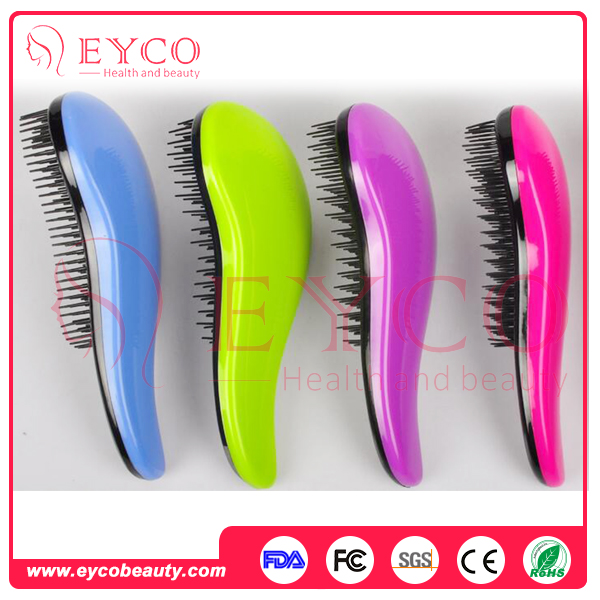 Rolling Hair Comb Baby Brush And Comb Sets Ionic Hair Brush