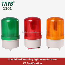 1101Magnetic rotating and strobe flash light Car Led Warning light tower beacon lights