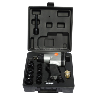 17pcs Air Impact Wrench Kit for Car Tyre Repair