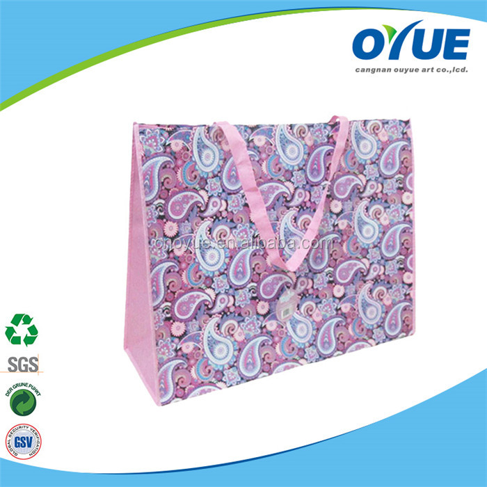 OEM Cheap Reusable Folding bulk reusable shopping bags