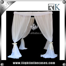 Pipe and Drape Wedding telescopic crossbar and upright Backdrop Stand pipe and drape malaysia