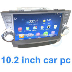 car dvd gps providers OEM10.1""