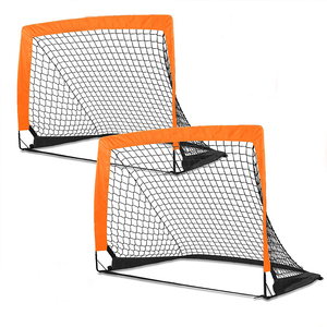 Cheap Folding Football Soccer Goals Bag Football Net