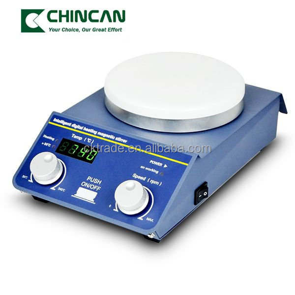 TP-350E Hot Sale Lab Digital Magnetic Stirrer Hot Plate (heating & stirring) with Competitive Price
