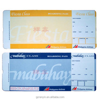 Printing Service For Air Boarding Card