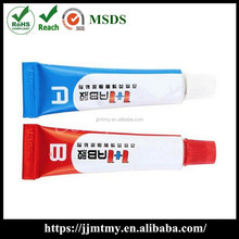 Wholesale High Temperature Epoxy Resin AB Glue for Metal to Fabric