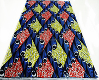 super hollandais wax print fabric african clothing 100% cotton fabric