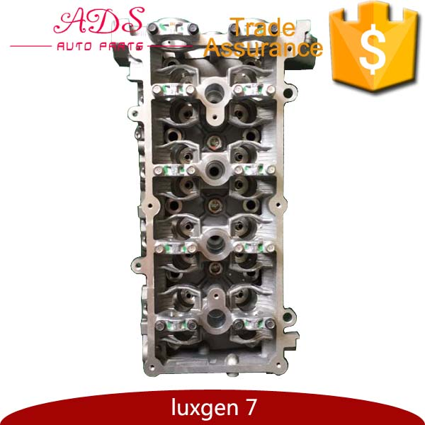 Good Performance New Car Engine Cylinder Head for Luxgen 7