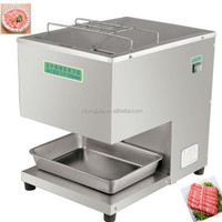 2014 Frozen meat cutter hamburger meat grinding machine .meat pie cutter