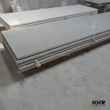 solid surface sheet with gun and glue acrylic solid surface