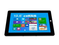 10.6'' Chuwi vi10 Pro dual OS tablet pc Win8.1+Android4.4 Intel Z3736F Quad Core 2GB RAM 32GB/64GB ROM 2MP Front camera
