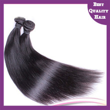 New Style Sliky Straight Natural Color Human Hair Wholesale Price Cuticle Remy Chemical Free Natural Hair Colour