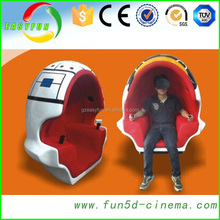VR 3D 360 Glasses VR 3D Glasses Motion Rides For 5D 7D 9D Cinema In Amusement 9D Game Machine For New Investment From Easyfun