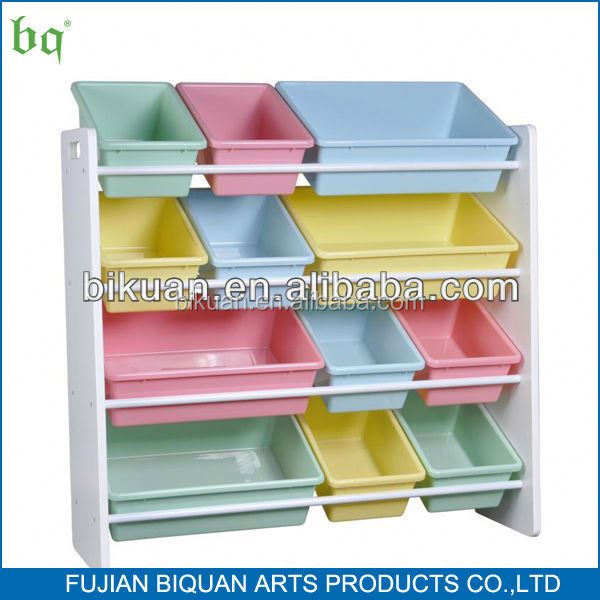 Bq Plastic Poster Storage Box Kid Toy Cabinet For Product On Alibaba