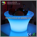 Customized Led Ice Bucket Plastic Ice Bucke Acrylic LED Ice Bucket