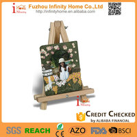 Wholesale High Quality Small Mini Wooden Drawing Easel
