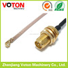 1.13 pigtail electric cable rp SMA to U.FL IPEX rohs cable accessories cable assembly manufacturers