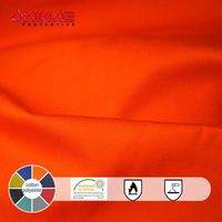 230gsm -260gsm cotton polyester Multifunctional fabrics for FR As anti acid liquid repellent workwear