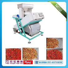 CCD Dry fruit,vegetables color sorter sorting machine