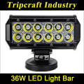 2013 36W LED OFFROAD LIGHT BAR For Suv Atv 4x4 Led Driving Light Bar