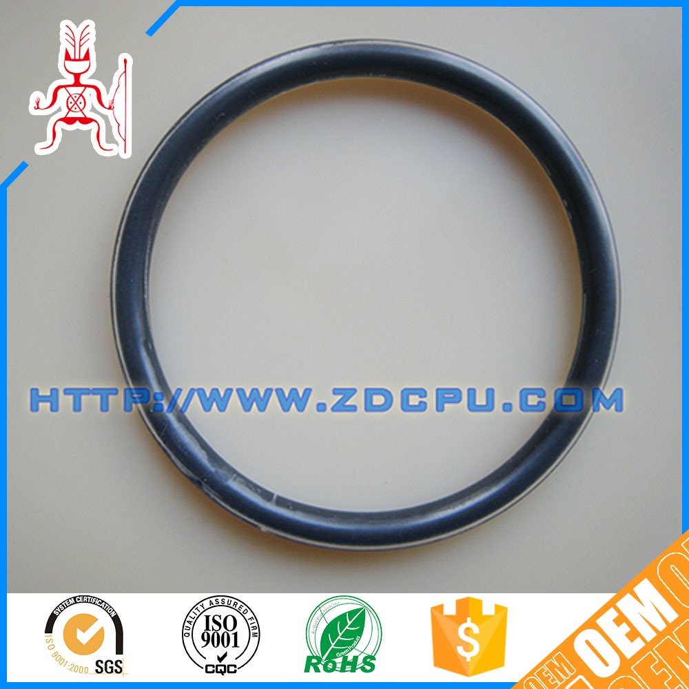 "High temperature resistant engineering 1"""" rubber o ring"