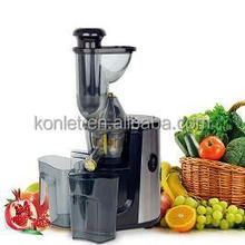 2016 The latest model stainless steel slow juicer from konlet