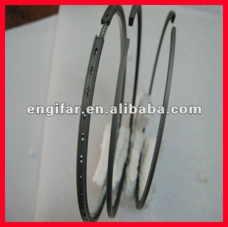 ME996628 piston ring set Mitsubishi 4D35 engine parts