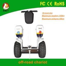 2017 trending scooter two wheel smart balance electric scooter 19 inch fat tyre