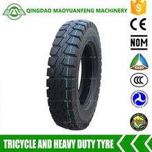Heavy duty 4.50-12 China brand discount tricycle tyres for three wheeler