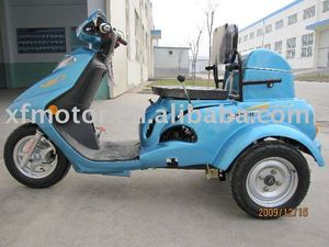 110cc handicapped model EEC