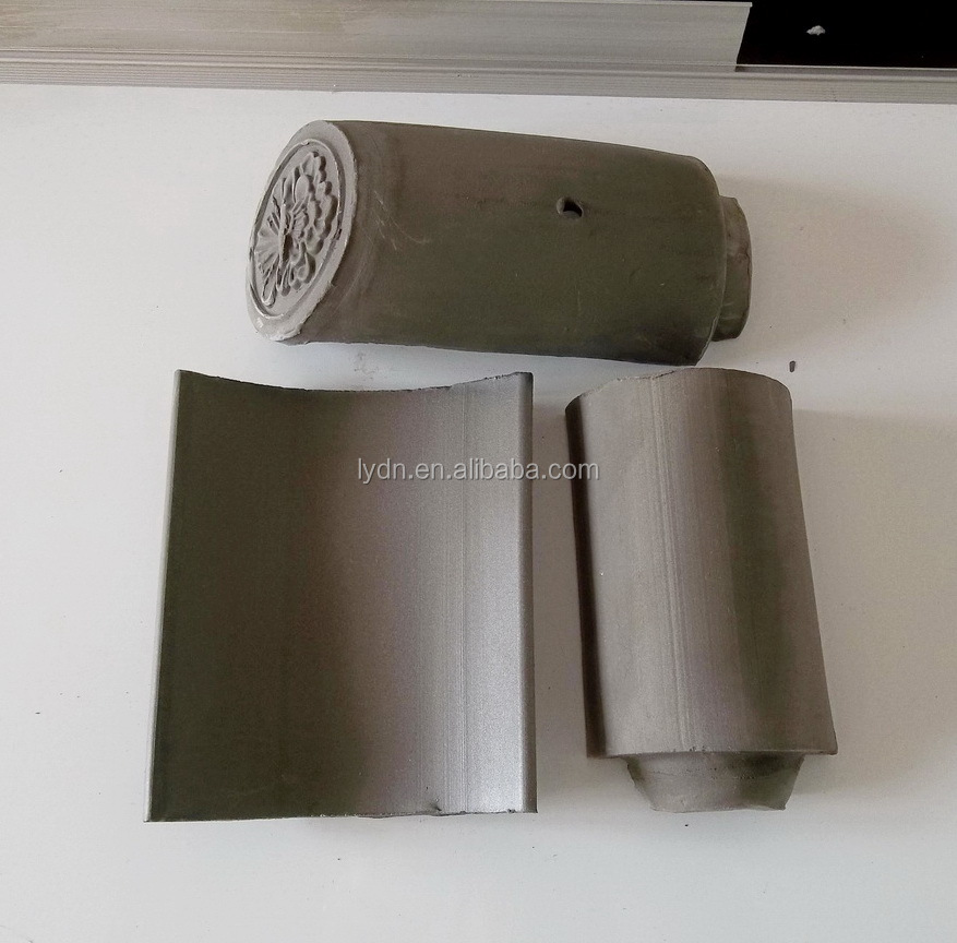 New roofing material porcelain traditional japanese roof for New roofing products