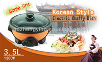 Electric Chaffy Dish, Chinese Style Hot Pot, Chafing Dish