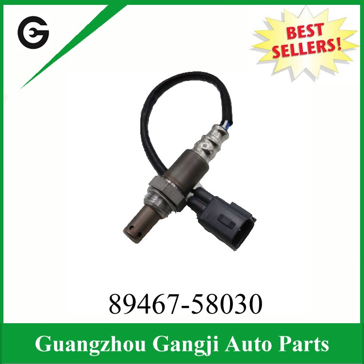 For Toyota Alphard Rav4 Best Price Original Cars Auto Replacement Dissolved O2 Oxygen Sensor 89467-58030
