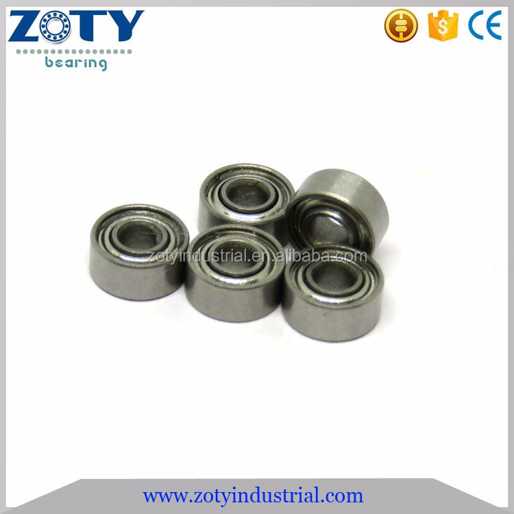 4x9x4mm 684ZZ Double Jointed Drive Shaft Ball Bearing