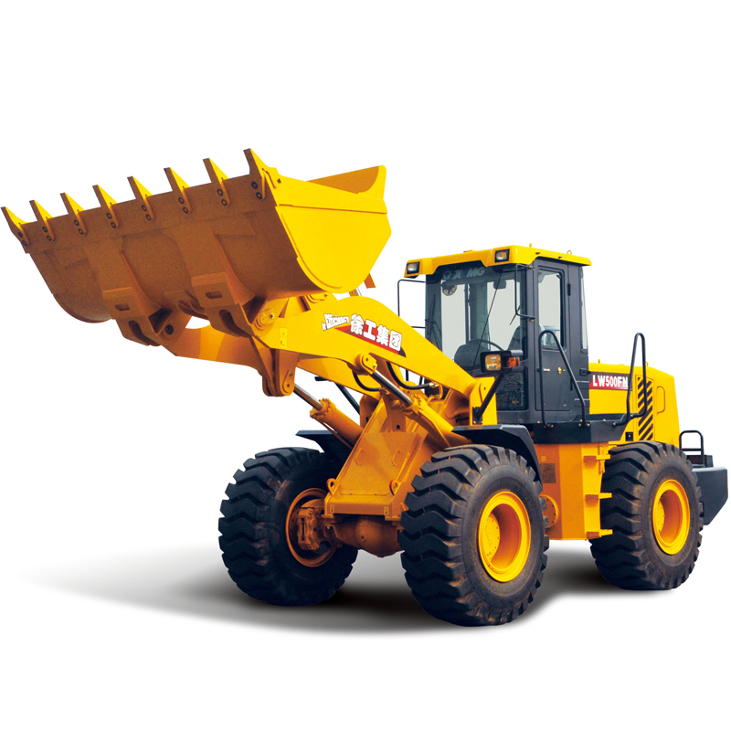 New XCMG 5Ton Wheel Loader LW500FN for sale