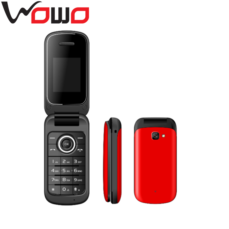 New stylish cheap 1.77 inch multi colors dual sim dual standby flip mobile cell feature phone X12