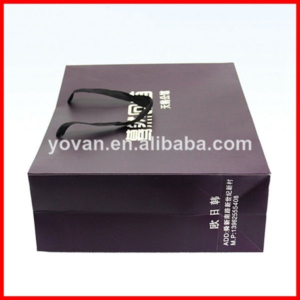 Fantasy High Quality Cheap Different Types Of Paper Bags For Clothing Wholesale