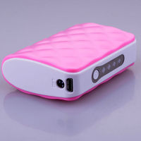 5600mah lithium-ion mobile power pack for Blackberry cellphone