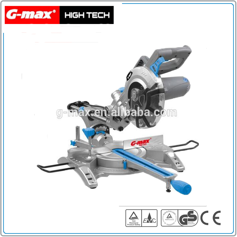 G-max Bench Tools 1500W Electric 210mm Table Miter Saw GT15327