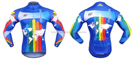 2014 custom sleeves cycling with sublimation printing for sale