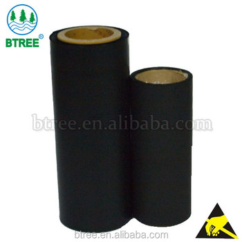 Btree PE Black Conductive Rolls