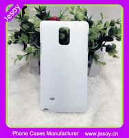 JESOY 3D Heated Sublimation Blank Phone Case Skin For Samsung Galaxy Note 3 Case