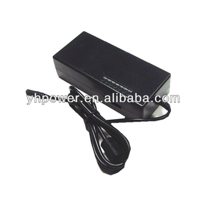 150w laptop universal adaptor 230v-50hz