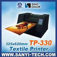 Digital Textile Printer TP-330, Especially For T-Shirt Printing