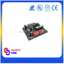 PCB Assembly with Components for Headphone
