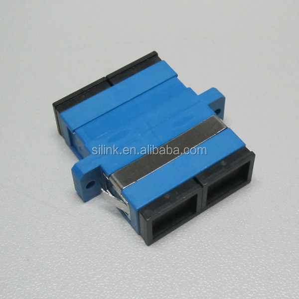 SC/UPC SM DX Optical Fiber Adaptor