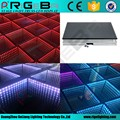 Led dance floor Wedding 3D Light 560*560mm size with high quality and low price