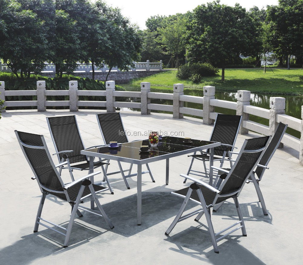 European style garden outdoor furniture table chair set for Outdoor furniture europe