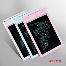 WP9310 LED electric board digital drawing pad 9inch electronic drawing board